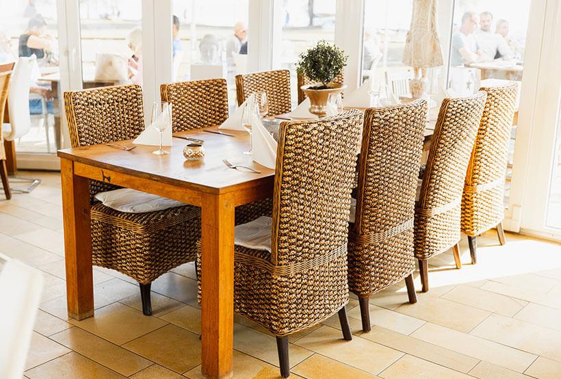 Strand Restaurant Nußdorf