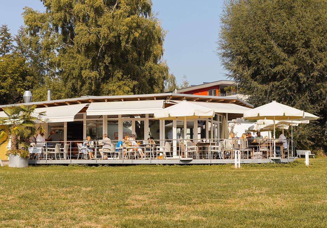 Nussdorf Strandbad